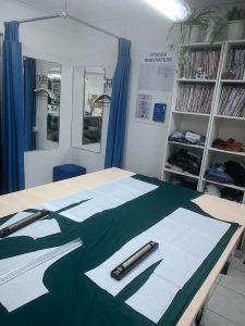 Фото инструментов для шитья домашнего платья