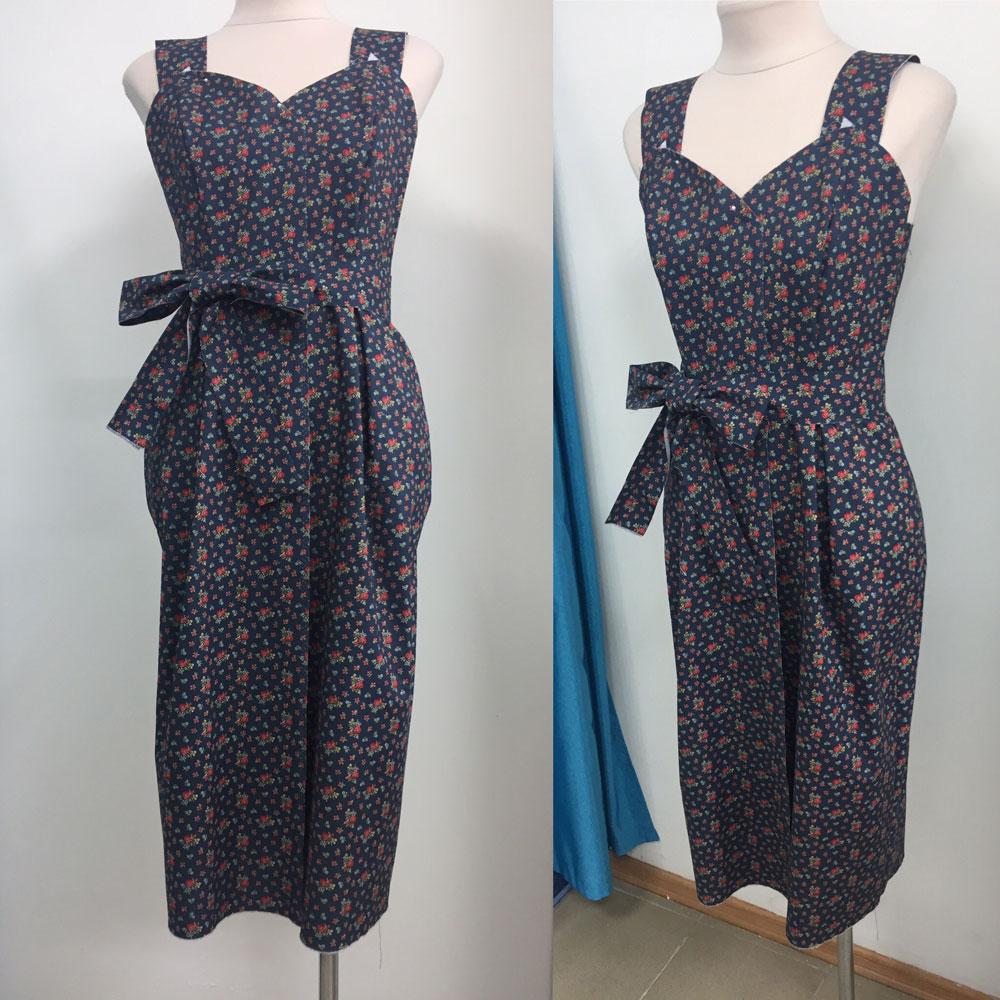 Готовое платье в ателье Новый образ