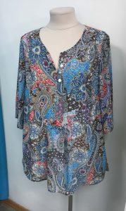 """Легкая, летняя, женская рубашка сшитая в ателье """"Новый образ"""" г. Краснодар"""